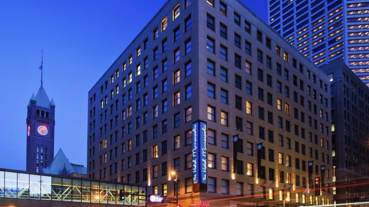 Hotels Near Minneapolis Convention Center