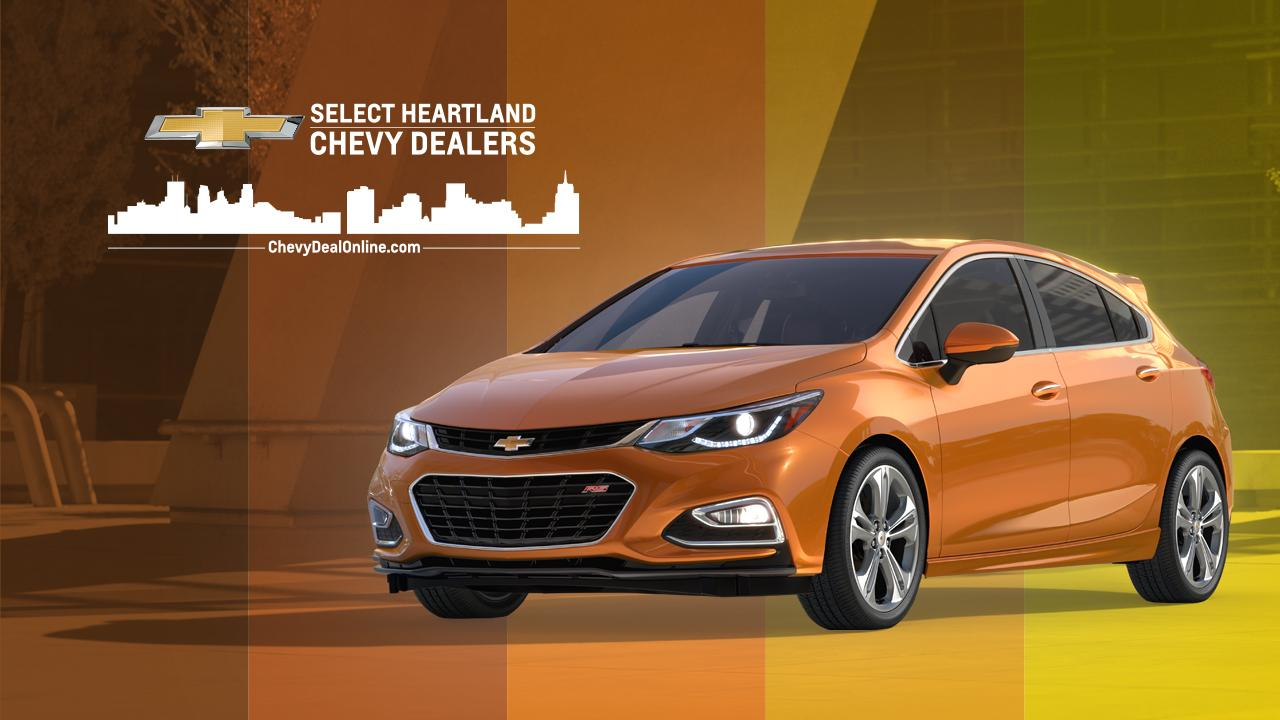Chevy Cruze Hatchback Getaway Sweepstakes