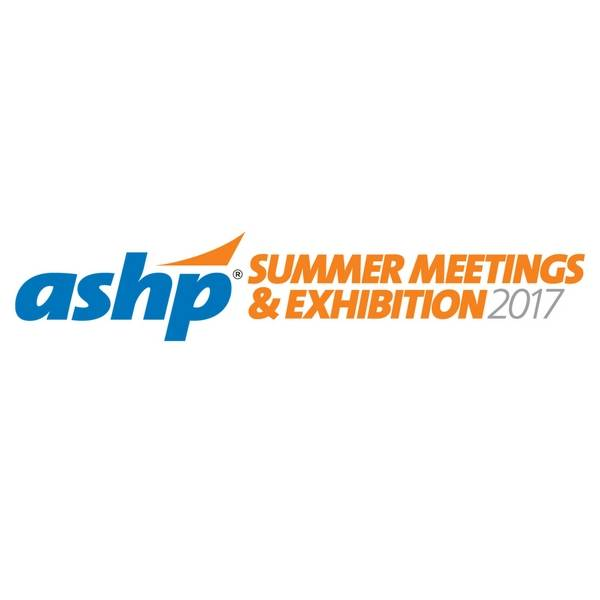 Ashp Summer Meetings And Exposition