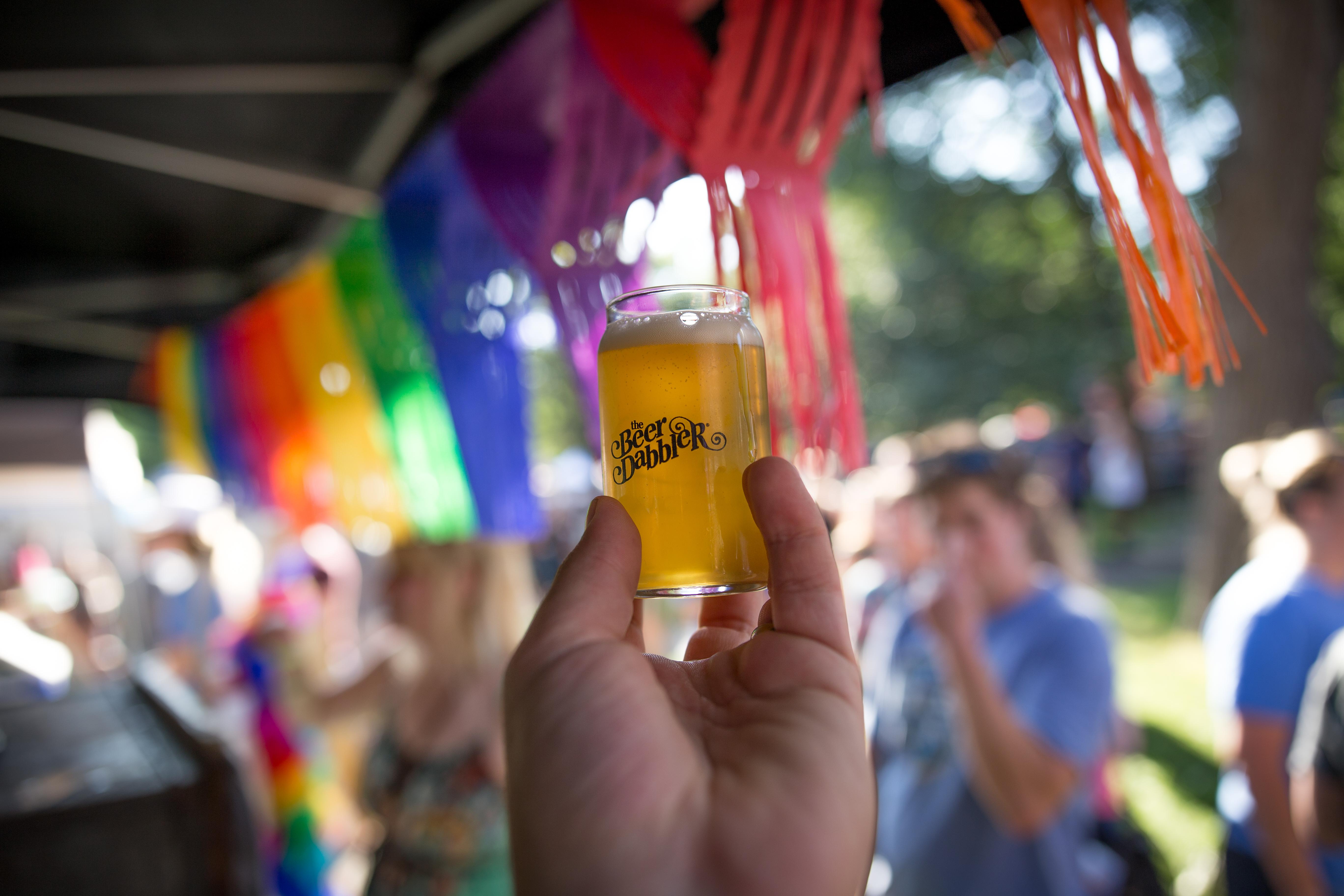 Beer Dabbler Twin Cities Pride