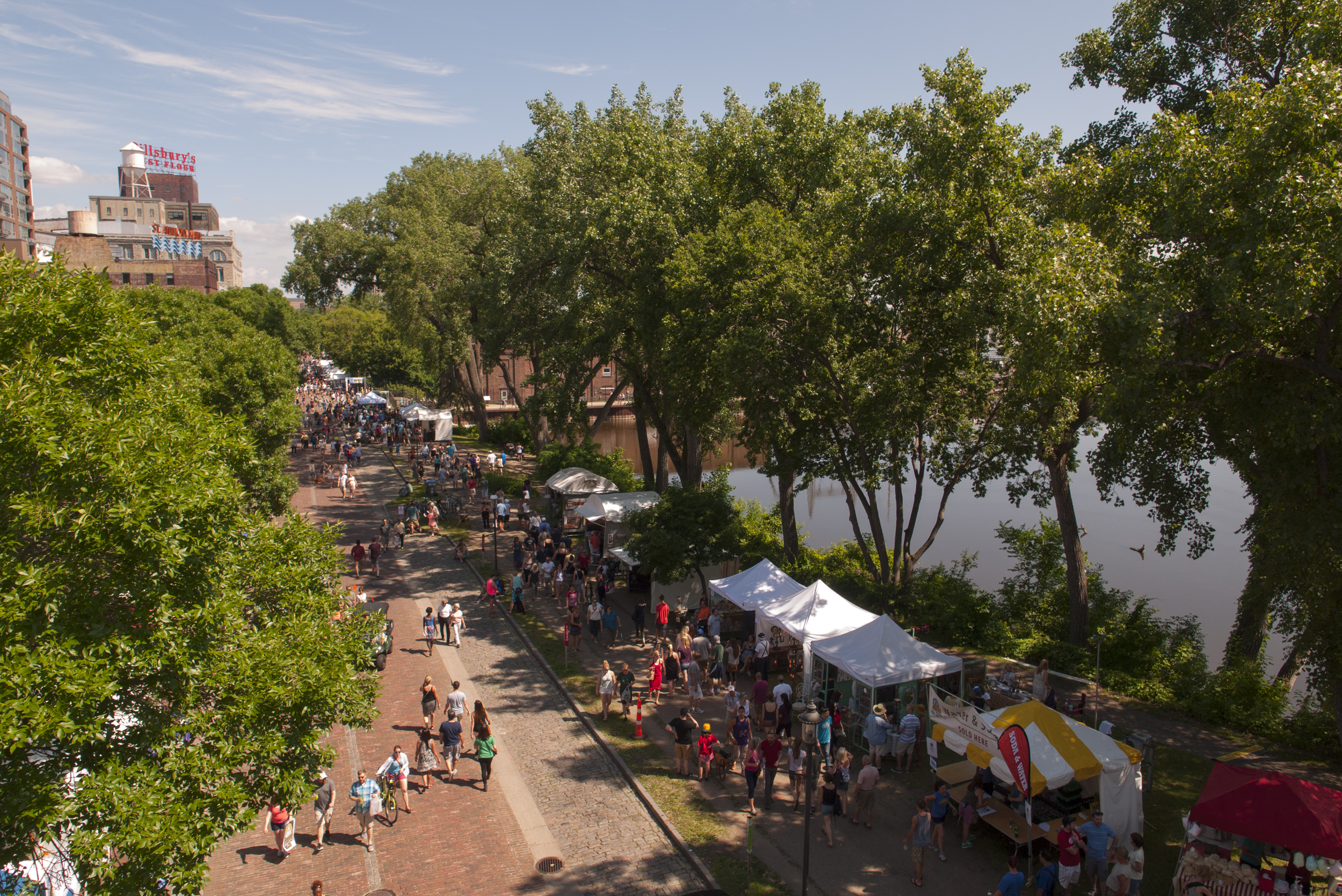 Stone Arch Bridge Fest