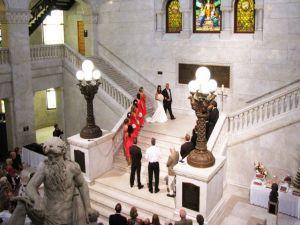 Minneapolis City Hall Historic Venue