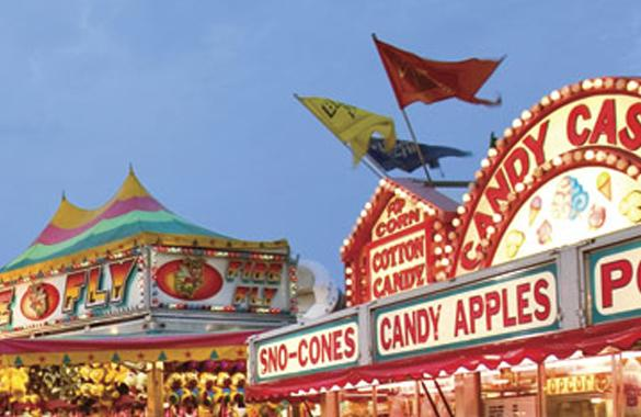 10 SECRETS WE BET YOU DIDN'T KNOW ABOUT THE STATE FAIR