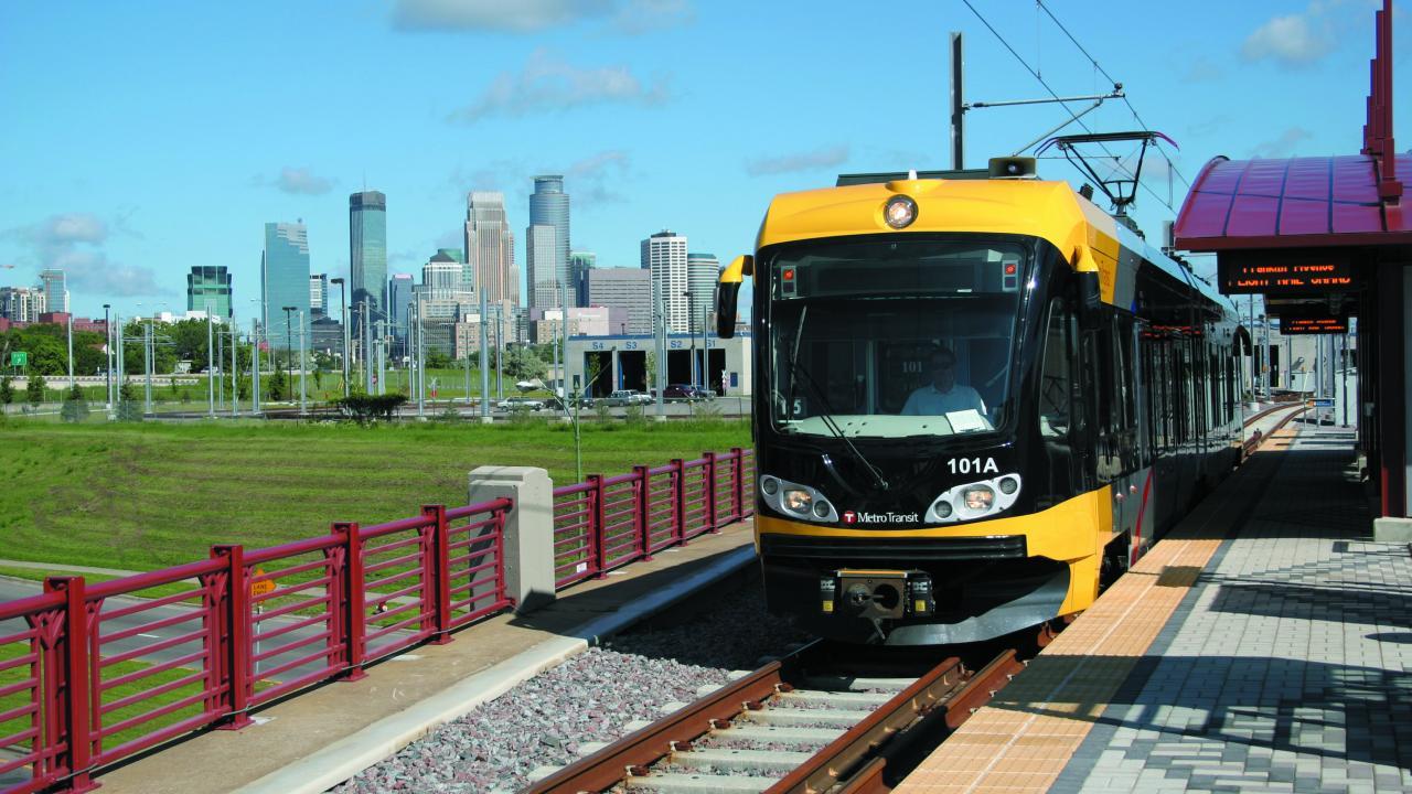 Meet Minneapolis Transportation Options
