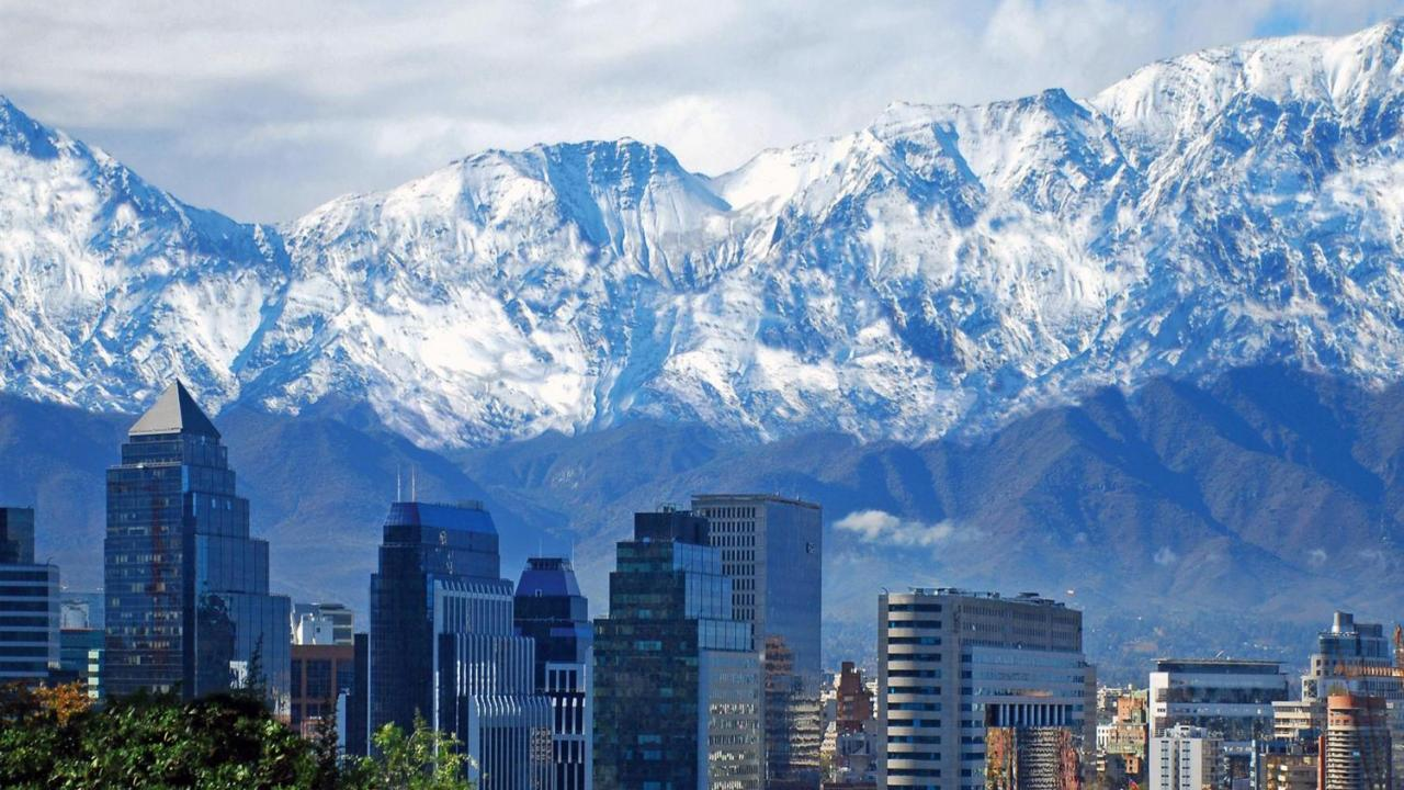 Santiago Chile Has Been A Sister City Of Minneapolis